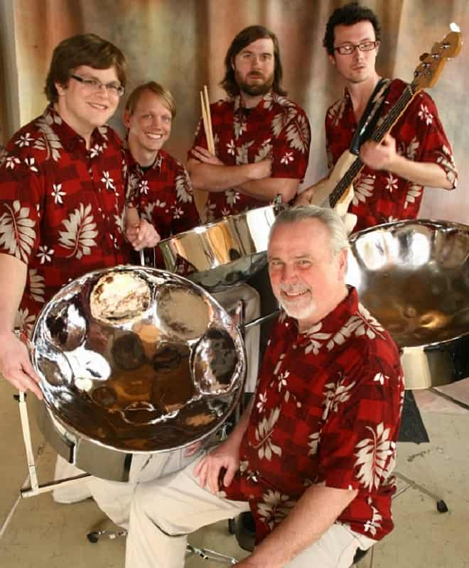 TROPICAL BREEZE STEEL DRUM BAND