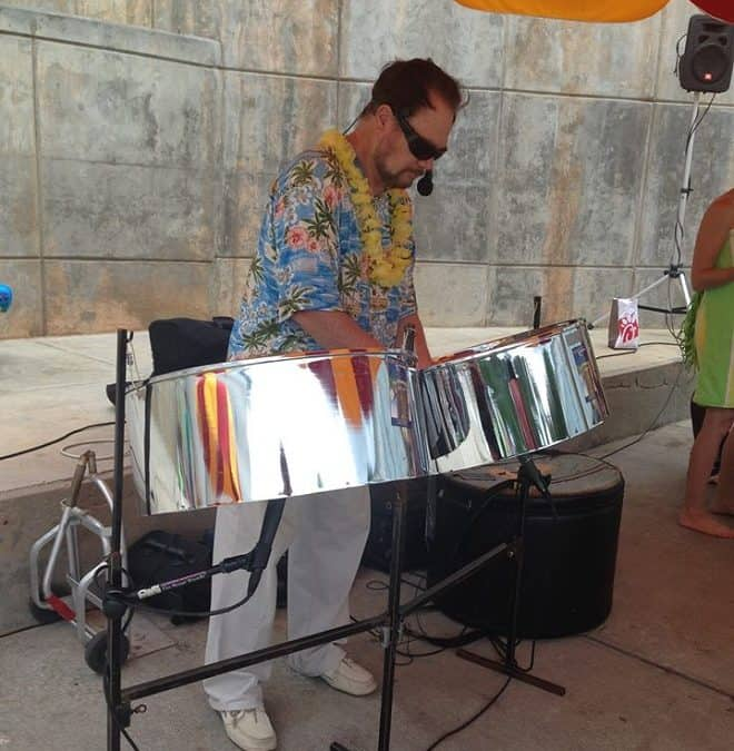 PANDOMANIA STEEL DRUM BAND